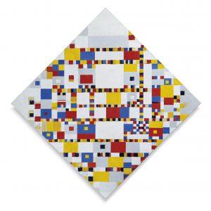 Piet Mondrian Victory boogie woogie 2009S0948